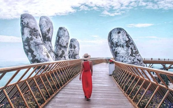 Дананг экскурсия на Бана хилл