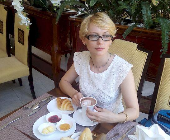 Анна Герус директор компании