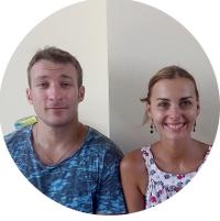 Отзыв Жени и Ивана о нашей работе