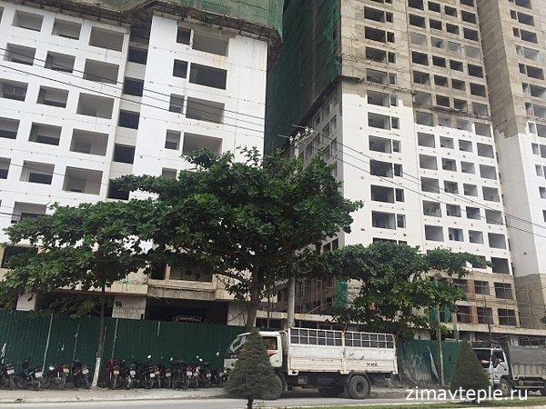 Недорогие квартиры в новостройке Нячанг