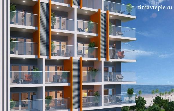 Ariyana квартиры на продажу