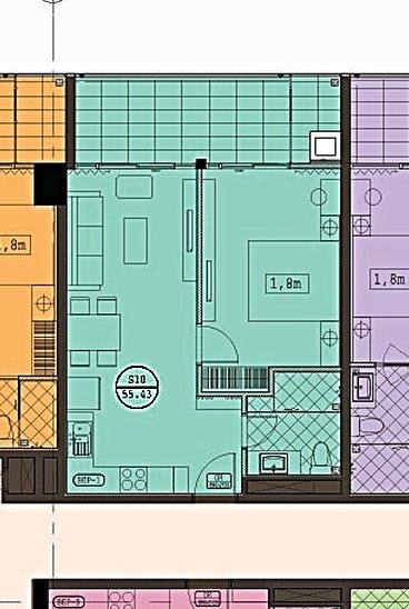 s10 plan apartamentov v maple nha trang