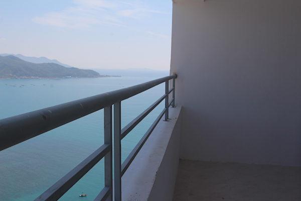 Океаник 38 этаж квартира № 24 с видом на море