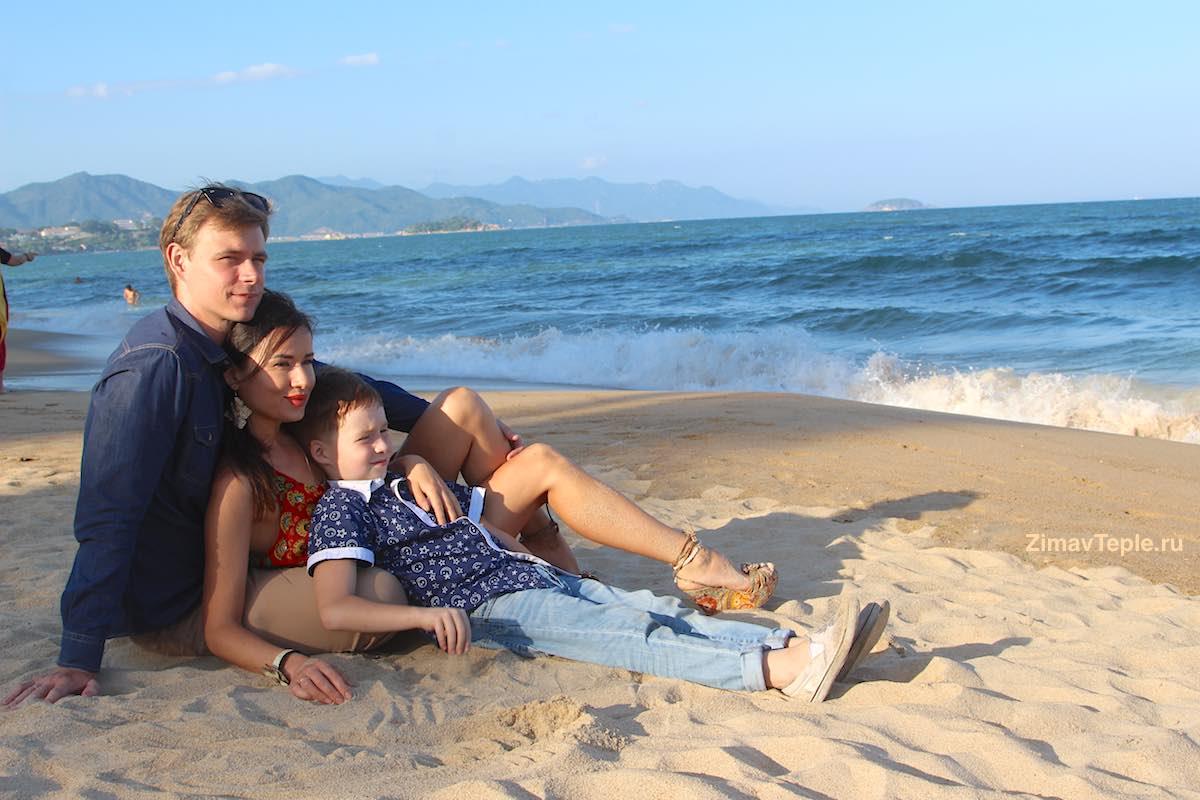 Обучение ребенка в Нячанге