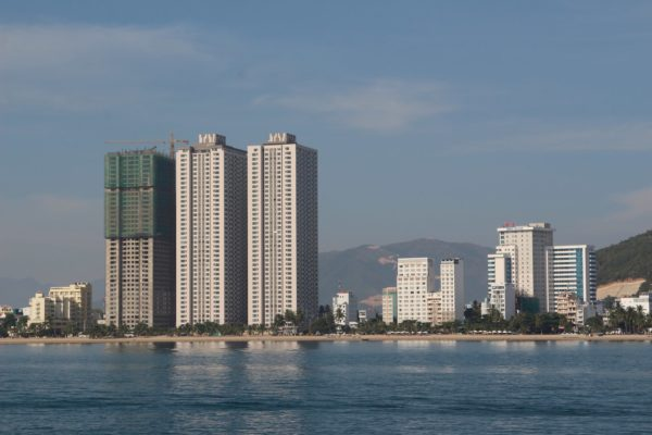 Океаник 27 этаж квартира № 22 с видом на море