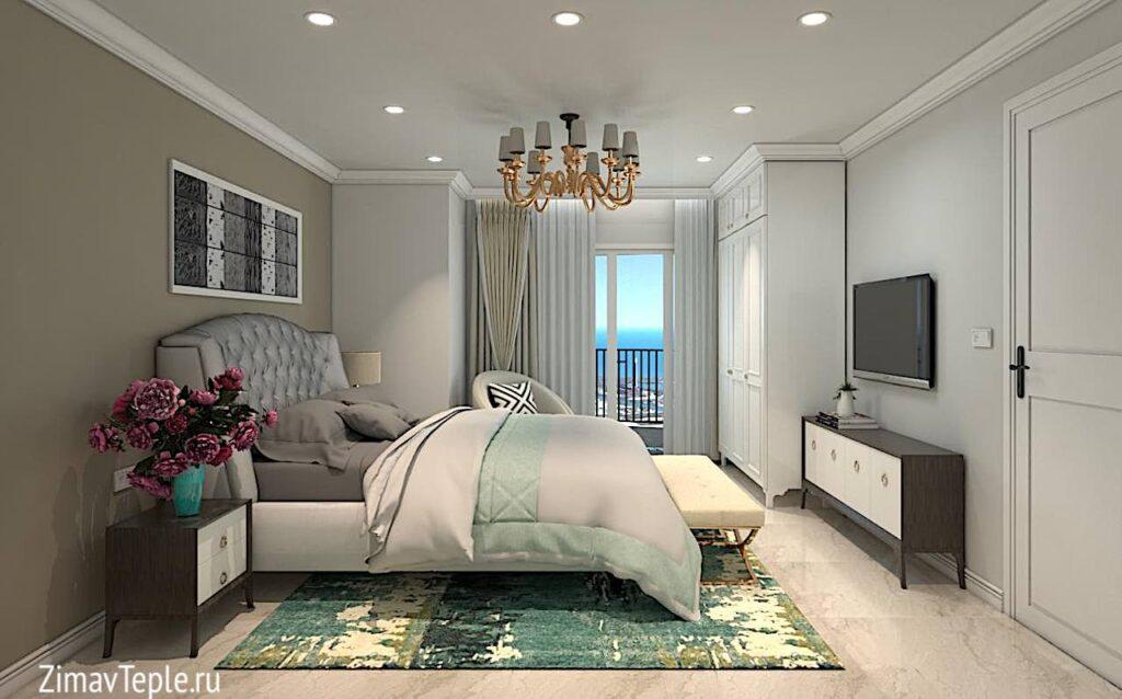 Новая Роскошная квартира в центре Нячанга с видом на море