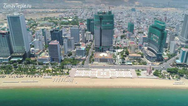 Анализ рынка недвижимости на курорте Нячанг во Вьетнаме.
