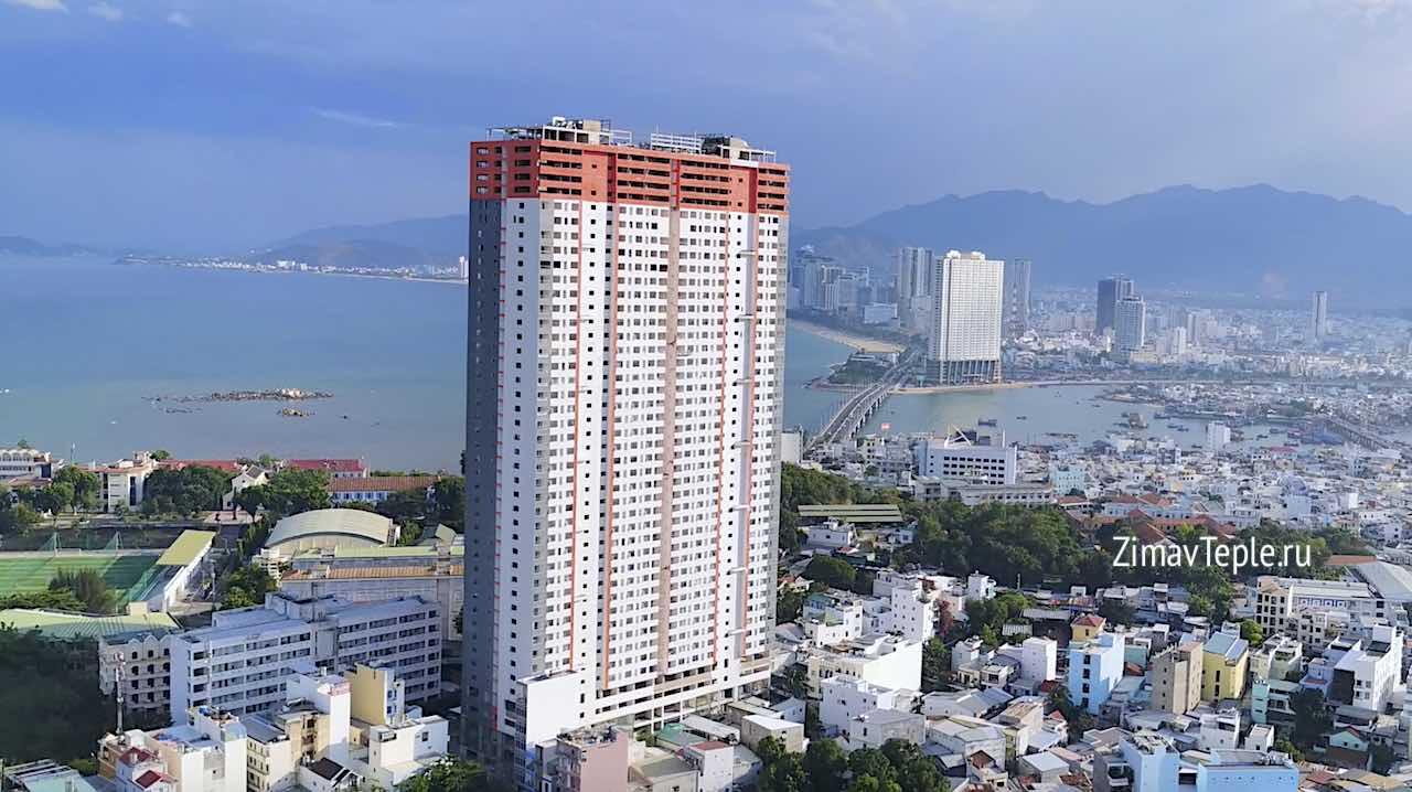 Недорогая квартира в Нячанге Вьетнам