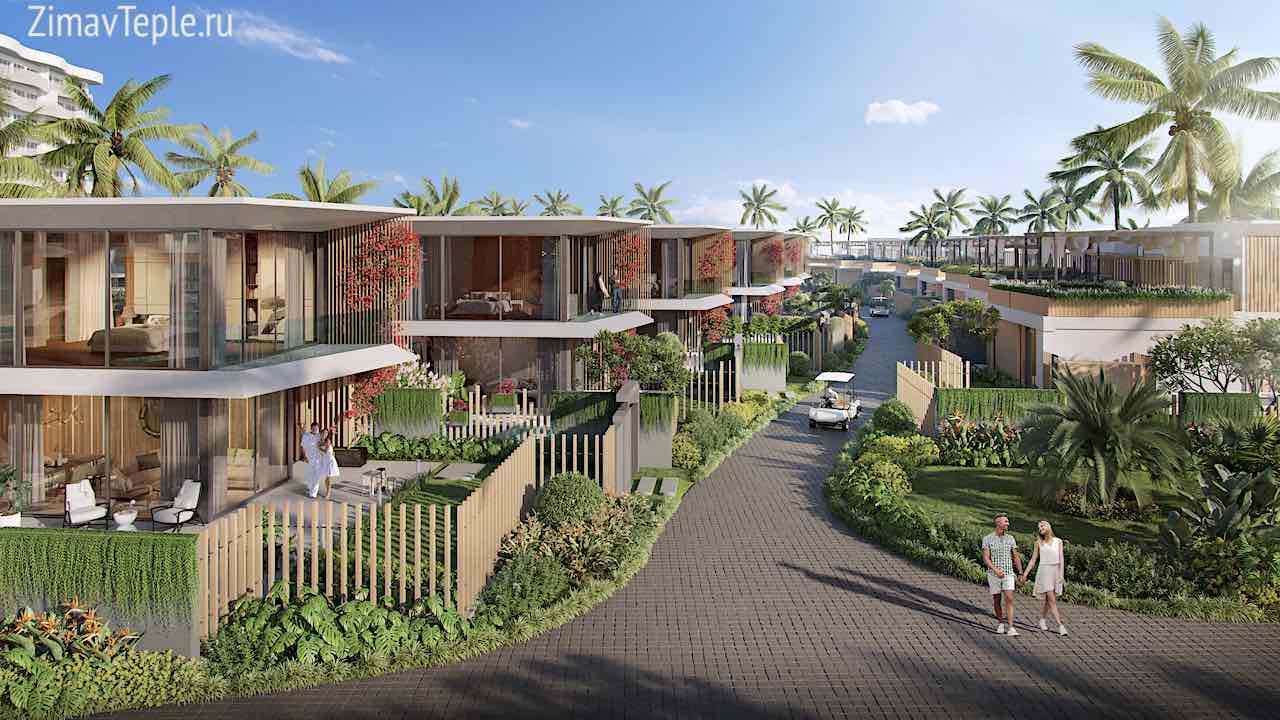 Продажа вилл и апартаментов в Хой Ане Вьетнам агентство: ZimavTeple.ru