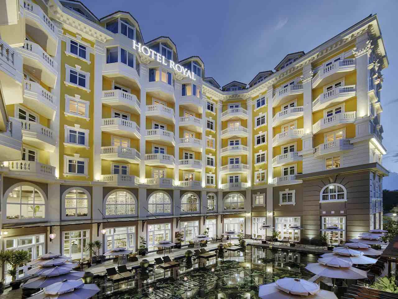 Отель Роял Хой Ан во Вьетнаме