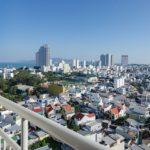 Комплекс HQC Нячанг Вьетнам фото с балкона на юг