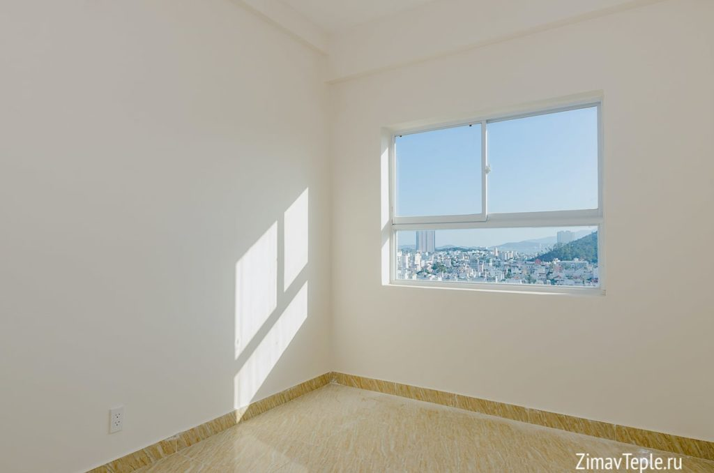 Комплекс HQC Нячанг Вьетнам фото спальни с большим окном