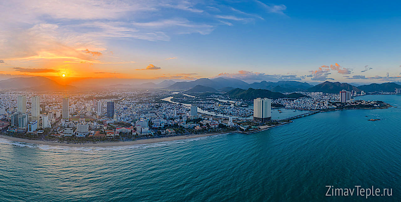 Продажа недвижимости на курорте Нячанг Вьетнам объкт Ривер