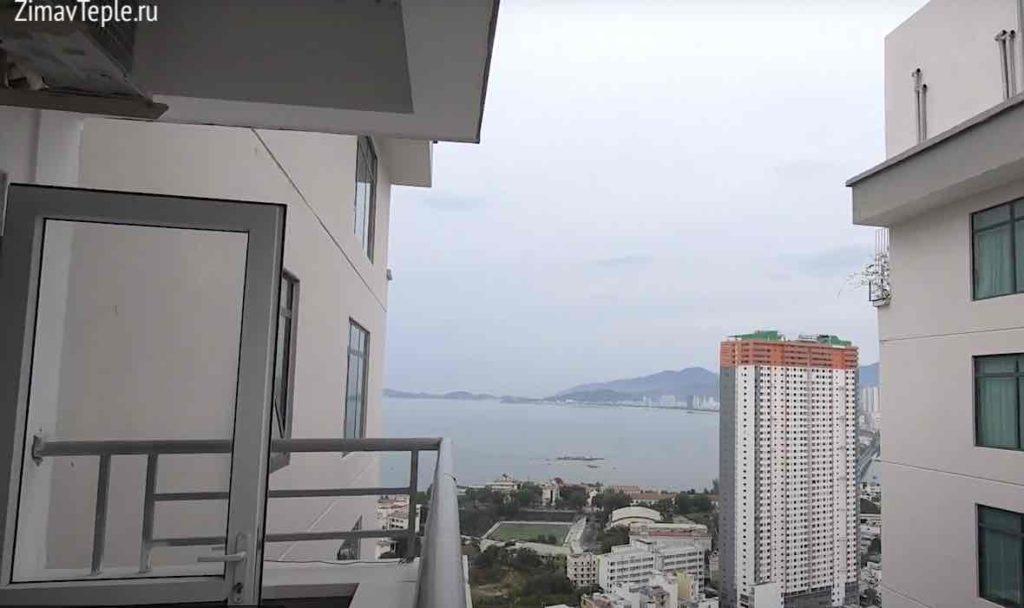 Недорогая квартира в Нячанге продажа, комплекс Океаник 44.200 $